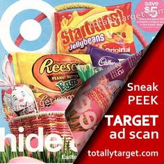 Sneak Peek Target Ad Scan 4/9 - 4/15 ---> Check it out on Totally Target!