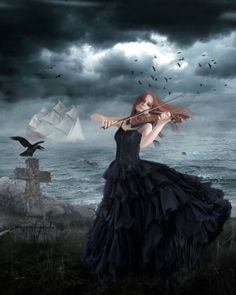 Romantic ♥ - gothic Photo