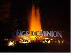Kings Dominion, Doswell, VA