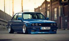BMW E30 Coupe