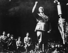 Nazi dictator Adolf Hitler