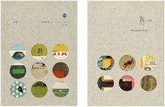 recorte circular da imagem / texturas / tipo/ / cores. TypeToy.tumblr.com