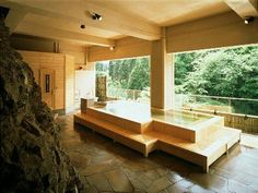 shidotaira onsen (hot spring) I would put this to good use....