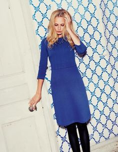 kind of sophisticated, but could make it more modern too. I've spotted this @BodenClothing Alexa Dress