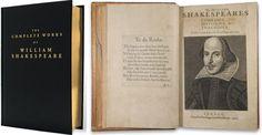 SHAKESPEARE-FULL_M Shakespeare, It Works, Books, Libros, Book, Book Illustrations, Libri