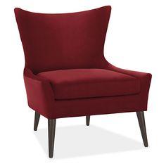 Lola Chair in Vineyard Fabric - Chairs - Living - Room & Board