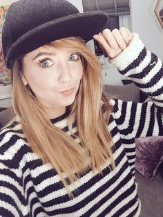 @Zoella: .@Joe_Sugg you left your hat