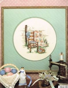 """Cross Stitch Pattern by Leisure Arts """"Summers Remembered"""" Quilts click picture to enlarge click picture to enlarge Thank you for coming in! Please look around my store while you are here as I have man"""