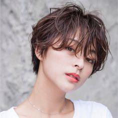 Super Short Hair, Girl Short Hair, Short Hair Cuts, Tomboy Hairstyles, Short Black Hairstyles, Short Grunge Hair, Short Natural Curly Hair, Korean Short Hair, Dream Hair