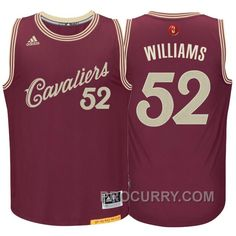 https://www.procurry.com/nba-201516-season-cleveland-cavaliers-52-mo-williams-christmas-day-red-jersey.html NBA 2015-16 SEASON CLEVELAND CAVALIERS #52 MO WILLIAMS CHRISTMAS DAY RED JERSEY Only $89.00 , Free Shipping!