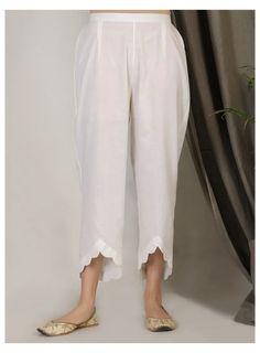 Salwar Designs, Kurta Designs Women, Kurti Designs Party Wear, Salwar Kameez Neck Designs, Pakistani Dresses Casual, Indian Fashion Dresses, Pakistani Dress Design, Salwar Pants, Plazzo Pants