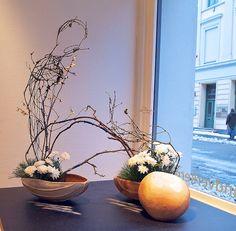 The Nordic Lotus Ikebana Blog: First Week of Ikebana + Crafts = TRUE