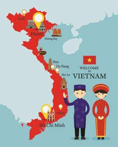 Are you planning to travel to Vietnam? Find all the essential information that you NEED to know -Vietnam Travel Advice & Vietnam Travel Tips! #traveltips