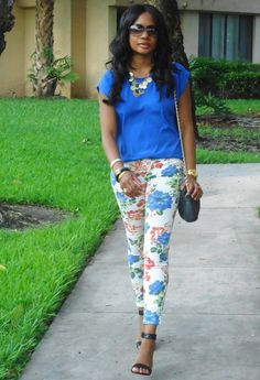 Meet me round' the corner  , Thrifted in Shirt / Blouses, Jennifer Moore in Bags, Forever21 in Pants, Nine West in Heels / Wedges