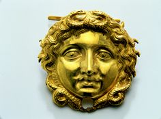 Pendant from from the tomb of Phillip II of Macedonia , ca. 336 B.C.