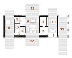 Ze stodoly moderní dům | Dům a byt