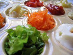 CulinoTests - Désormais tu mangeras des légumes, ma fille, c'est moi qui te le dis!!!