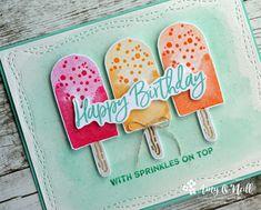 Popsicle Birthday — FMS475 |
