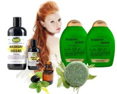 Peppermint: The New Remedy for Keeping Red Hair Vibrant #RedHair #HairTips #VibrantRedHair