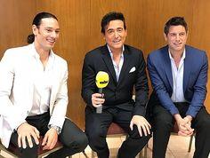 Repost - : @jorgecoronel_ Es VIERNES y #AntesQueArda la noche desde 21:30 estamos con @ildivo en su regreso al Paraguay Lanzamientos de luxe en la escena local con @verticalpy y @eirasofiaoficial Recordamos la visita de @malenapichot a ABC  Noticias estrenos y más!  @abctvpy en Personal TV IPTV Copaco Claro TV y operadores del interior  abc.com.py/tv  #TV #TVShow #Entrevistas #Lanzamientos #Cine #Musica #Noticias #Espectaculos #IlDivo #Eirasofia #VerticalPy #Rock #RockParaguayo #MalenaPichot…