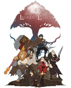 Battle mythical beasts in this epic fantasy universe and fight alongside the Fatebounds to protect Legrand from the Second Coming! (PC)