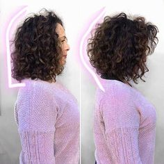 25 Best Short Haircuts For Women With Curly Hair Trend bob hairstyles 2019 - 25 best short haircuts for women with curly hair hair - Haircuts For Curly Hair, Best Short Haircuts, Curly Hair Cuts, Wavy Hair, Naturally Curly Haircuts, Layers For Curly Hair, Curly Medium Hair, Curly Hair Long Bob, Medium Length Curly Hairstyles