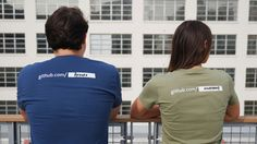 Do you wish you could turn your clothing into a personal billboard for your GitHub username or project name? Now you can share your open source love right on your back!These Next Level 100% cotton shirts come in Light Olive and Indigo and have a blank space for writing in your GitHub username or project name.