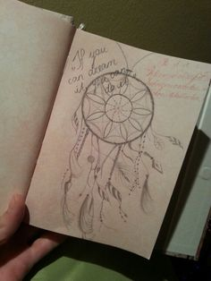 Dreamcatcher by Isra Shehadeh- Quote: If you can dream it , you can do it- Walt Disney Adorable Quotes, Compass Tattoo, My Drawings, Walt Disney, Dream Catcher, Tattoos, Art, Dreamcatchers, Tatuajes