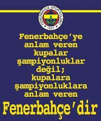 Fenerbahçe'ye anlam veren.. #fenerbahce