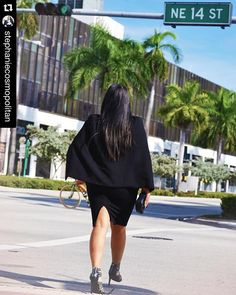 #Style In The #City via @theluxloft #bloggerswelove  #Repost @stephaniecosmopolitan ・・・ Today and everyday that you plant your feet on the ground should be the day you stop being afraid, stop resisting and face the rest of your lives with purpose and courage.  Did you check out my blog post on this amazing #CapeBlazer from @stylelinkmiami ? [LINK IN BIO]  #Miami #miamibloggers #miamifashionblogger #theluxloft #stylelinkmiami #fashionblogger #fallfashion #fashiondiaries #fashionblog…