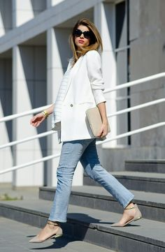 Ms Treinta - Fashion blogger - Blog de moda y tendencias by Alba.: White & gold