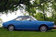 Simca Bertone 1200 Coupé 1972