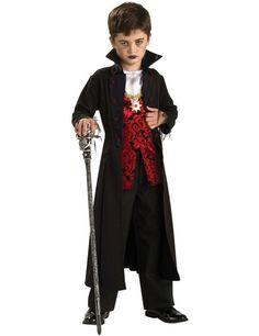 Dracula Kind Kostuum? Die vind je bij Feestkleding 365!