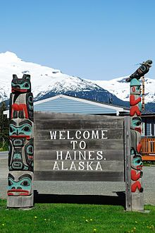 Alaska - Haines I can hardly wait, Haines here I come!