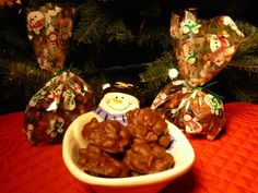 Chocolate Nut Clusters | Make Ahead Meals For Busy Moms