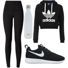 cute workout outfit!!