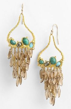 Alexis Bittar 'Elements - Cordova' Chandelier Earrings available at #Nordstrom