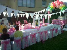 Kids Dream Parties: Jaelyns- Disney Princess Party