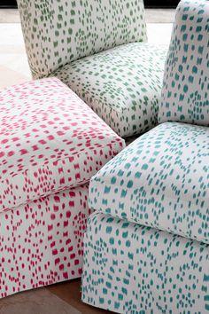 Lighthearted fabrics - Brunschwig Fils Le Jardin Chinois 3