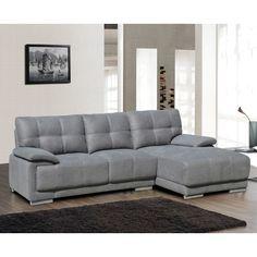 Jameson Symmetrical Sectional Orientation: Left Facing, Upholstery: Bailey  Aegean Blended Linen   Http://sectionalsofaspot.com/jameson Symmetrical U2026