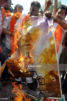 Shiv Sena and the perfected art of protests against Bollywood - Mythical India