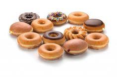 National Doughnut Day is Friday, June 7, get a free one