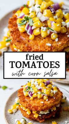 Vegetable Recipes, Vegetarian Recipes, Cooking Recipes, Chipotle Recipes, Cooking Gadgets, Beef Recipes, Fried Tomatoes, Le Diner, Vegetable Dishes