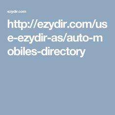 http://ezydir.com/use-ezydir-as/auto-mobiles-directory