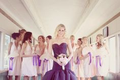 girls talking while bride looking   the south | Simply Bloom Photography