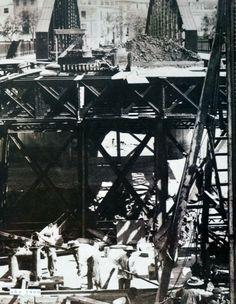 Puente Nuevo 1902 Construcción via museo huertano de murcia Murcia, Old Photos, Times Square, Spain, City, Travel, Antique, Old Photography, 19th Century