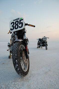 salt flats racers