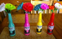 A Cinco de Mayo party is the perfect time to get creative with these fun, DIY decoration ideas. Check out some of our favorite decor ideas and festive party decorations for your Cinco de Mayo fiesta. Mexican Birthday Parties, Mexican Fiesta Party, Fiesta Theme Party, Festa Party, 30th Party, Fiesta Gender Reveal Party, Mexico Party Theme, Theme Parties, Diy Party Decorations