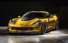 Chevrolet Corvette Z07 Performance Package 2015