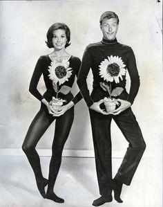 Mary Tyler-Moore and Dick Van Dyke